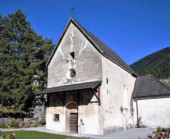 Chiesa san viglio molveno