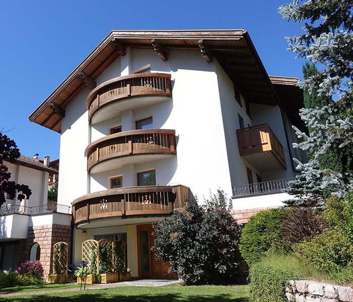 casa Elisabeth Andalo