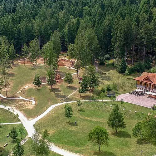 mountain park sarnacli andalo